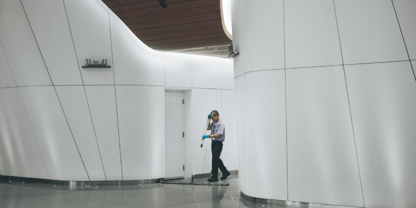Office janitorial services you can trust.